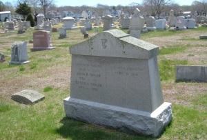 Isaac Scott Conklin Gravestone